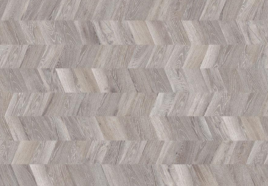 Напольная замковая пробка Vita Decor Trim Chevron Grey