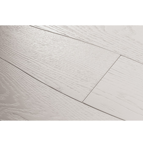 фото - Инженерная доска Corа Parquet DESIGN Wave MATT BIANCO MAXI