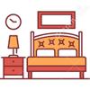 кварцвиниловая плитка для спальни