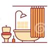 кварцвинил в ванную
